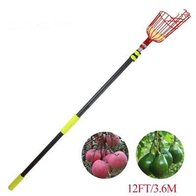 China Telescopic fruit picker Amazon hot sale
